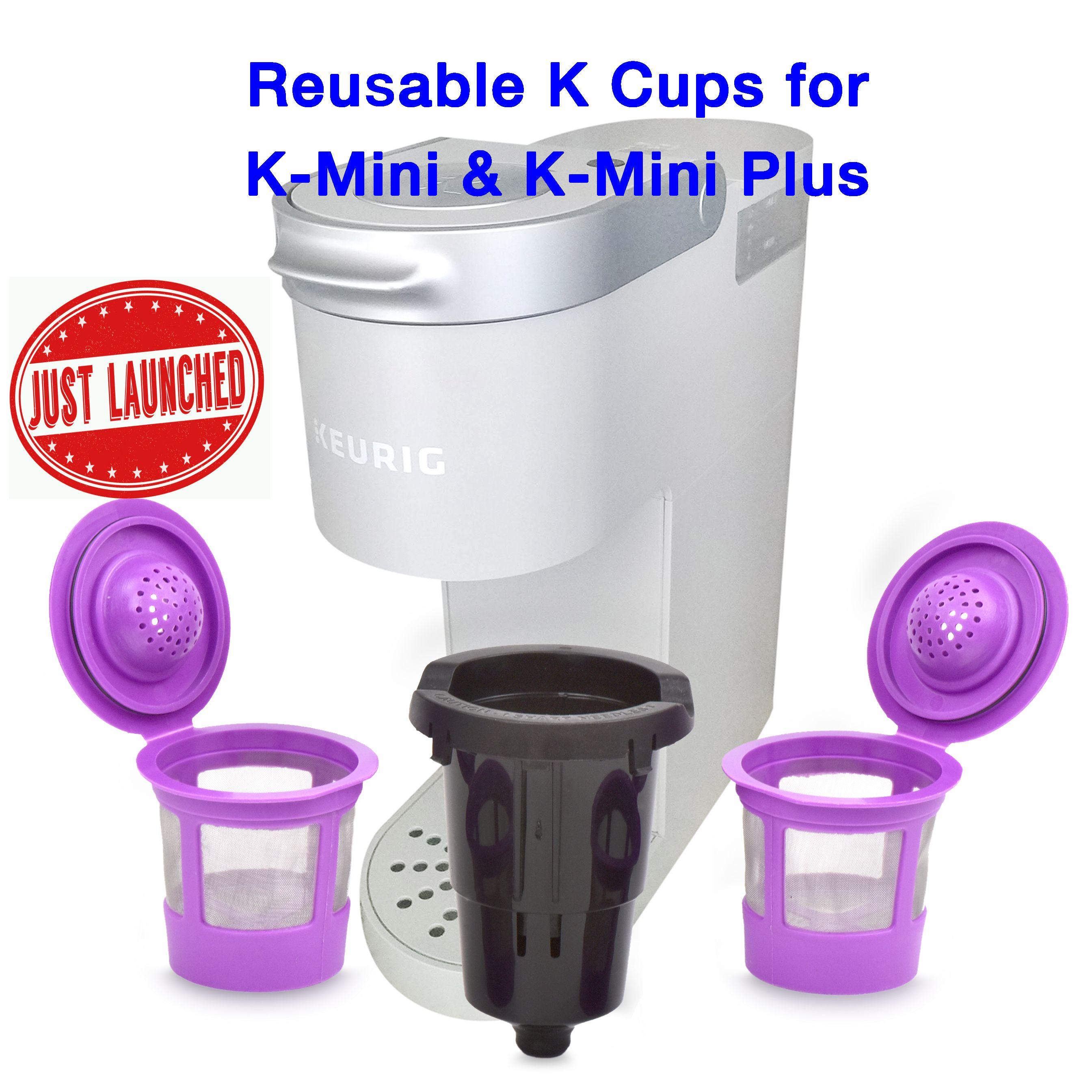 Reusable K Cups for K-Mini K-Select and Keurig Mini Plus